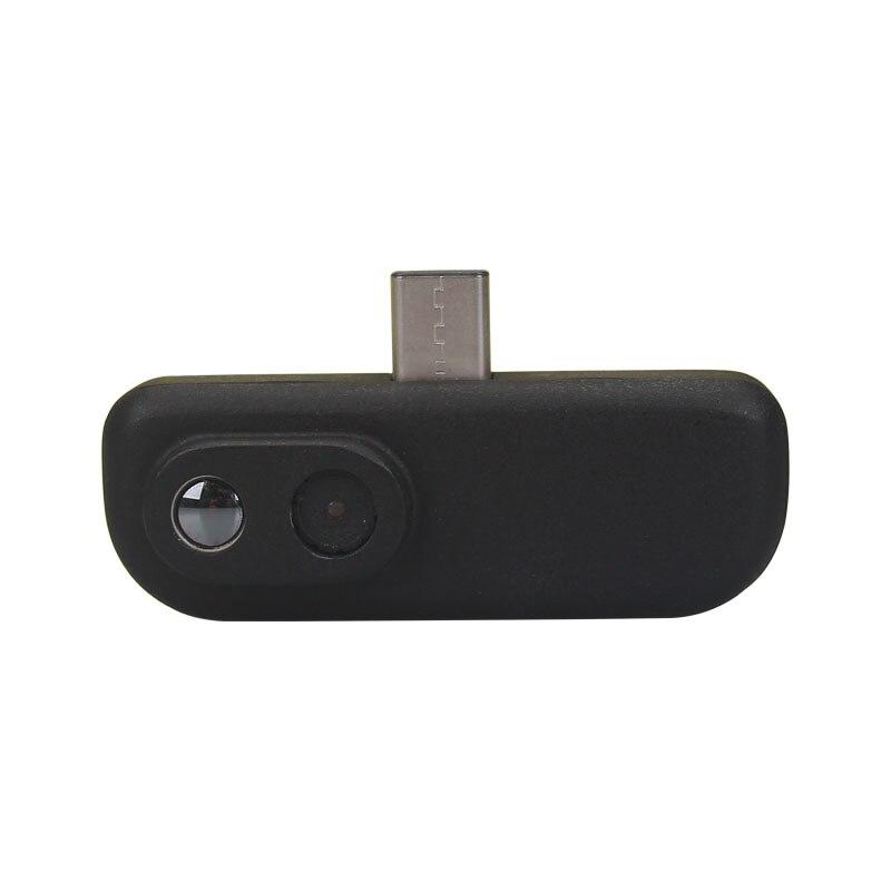 WG201 teléfono móvil cámaras de imágenes térmicas Android Teléfono Inteligente APP 640x480 resolución cámaras de imágenes térmicas - 3