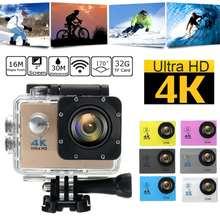 SJ9000 Waterproof Ultra 4K HD 1080P WiFi Sport Act ion Camer