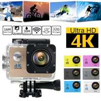 SJ9000 Waterproof Ultra 4K HD 1080P WiFi Sport Act ion Camera Camcorder DV Video