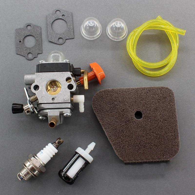 New For Stihl FS100R FR130T FS130 FS130R HL100 HL100K Carburetor Gasket KitsNew For Stihl FS100R FR130T FS130 FS130R HL100 HL100K Carburetor Gasket Kits