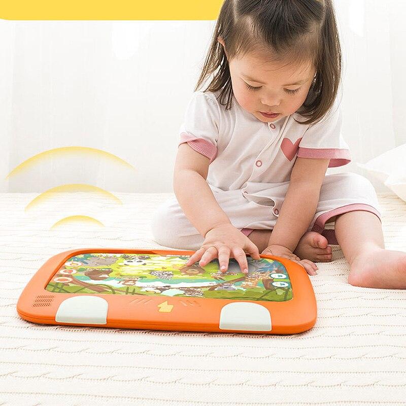 Top qualité éducation des lumières Intelligent point Machine de lecture Protection des yeux jouets éducatifs d'apprentissage de Youpin