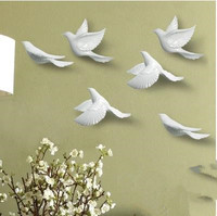 Beautiful Bird Wall Hangings, Creative Pigeons, Wall Decorations, Wall Hangings