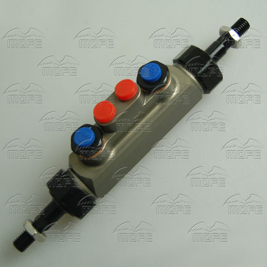Dual Pump Tandem Master Cylinder for Drift Hydraulic Hand Brake Handbrake DSC_1051