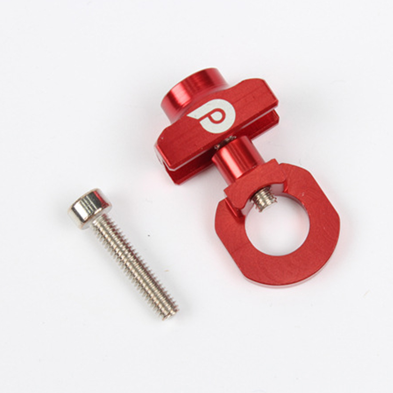 bicycle chain adjuster tensioner aluminum alloy bolt for bike single speed I2