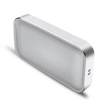 AEC BT207 taşınabilir kablosuz cep boyutlu Bluetooth hoparlör Mini Metal müzik ses kutusu Handsfree açık spor sürme Subwoofer