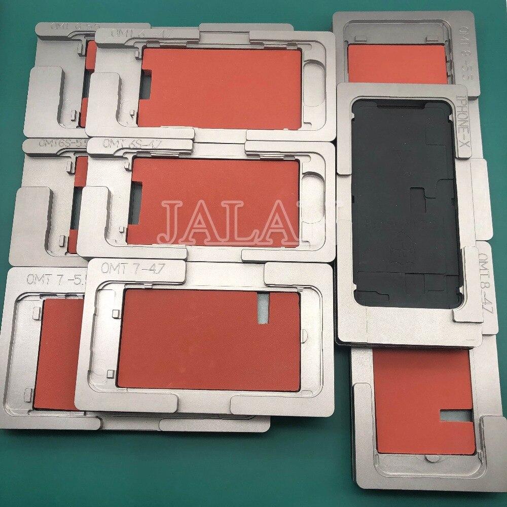 OCA MASTER universele lamineren mold voor iPhone 6 6 s 6 p 6sp 7 8 plus X XS LCD display glas OCA digitizer reparatie laminator mould-in Reparatiegereedschapsset voor telefoons van Mobiele telefoons & telecommunicatie op AliExpress - 11.11_Dubbel 11Vrijgezellendag 1