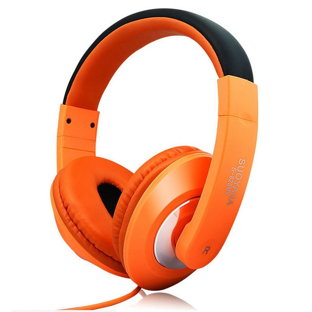 Stereo Wire Control Headband Headphones Computer Headset 32 With 20-20000Hz Casual Yes 1% 110dB Microphone