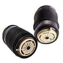 Sacos de suspensão de ar para mercedes benz w212 w212 CLS CLASS e classe, 2 peças w212 s212 e63