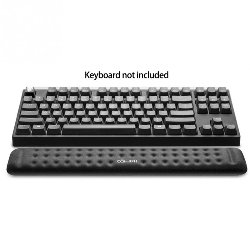 Wrist Rest Office Memory Foam Computer Ergonomic Keyboard