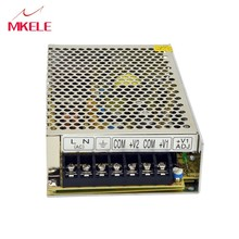 Originele NED-75A 5V 7A 12V 3A Two Outputs Switching Power Supply AC TO DC 75W Dual Output SMPS Voeding Circuit