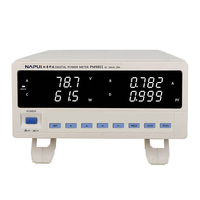 PM9801 ACVoltage Current Power Factor Digital power meter tester Dynamometer Electrical parameter tester Alarm Function
