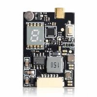 AKK X2-ultimate US 25 mW/200 mW/600 mW/1000 mW 5,8 GHz 37CH AV FPV передатчик VTX с интеллектуальным аудио микрофоном для дрона мульти ротора частей