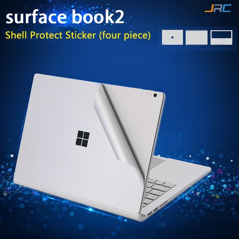 Laptop Skin Shell Protect Sticker For Microsoft Surface book 2 15 inch Fuselage Sticker 13.5inch Surface book 2 Shell Film Suit.