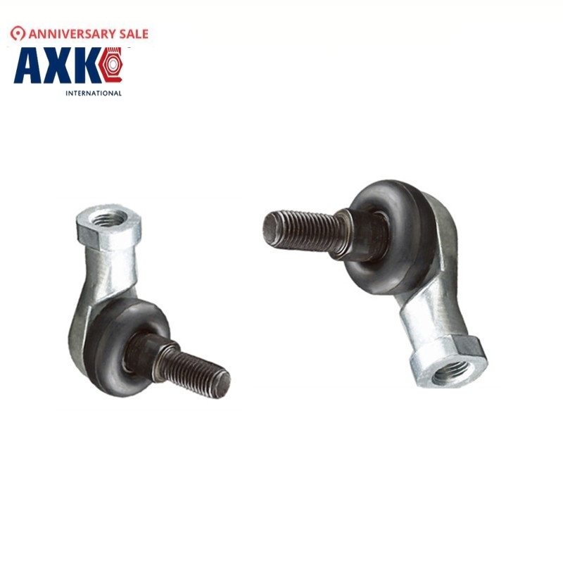 Axk 4 Pcs Free Shipping Sq6rs Sq6 Rs <font><b>6mm</b></font> Ball Joint <font><b>Rod</b></font> End Right Hand Tie Ends Bearing image