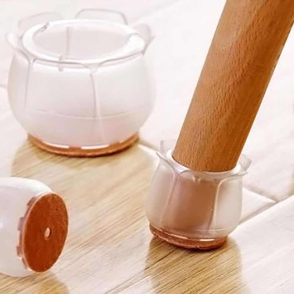 10 шт. мебель чашки Нескользящие силиконовые стул ноги шапки пол мебель для ног протекторы для стола аксессуары для домашней мебели