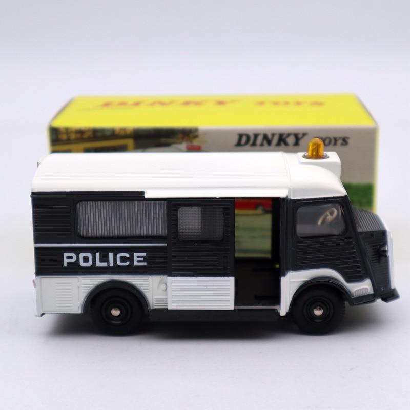 Atlas 1:43 Dinky Toys 566 Citroen CURRUS Car DE  Police Secours Deicast Models Toys Car Limited Edition CollectionAtlas 1:43 Dinky Toys 566 Citroen CURRUS Car DE  Police Secours Deicast Models Toys Car Limited Edition Collection