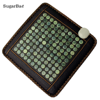 Electric Heating Pad Mat Health Care Physiotherapy Thermal Jade Sitting Mattress For Sale