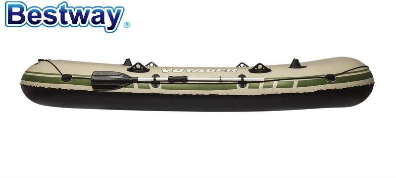 65001 Bestway 348x141 cm Voyager 500 bateau de sport en caoutchouc 137