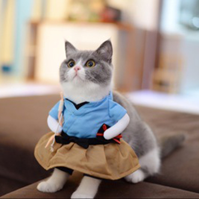 Funny Cat Cosplay Costume 2