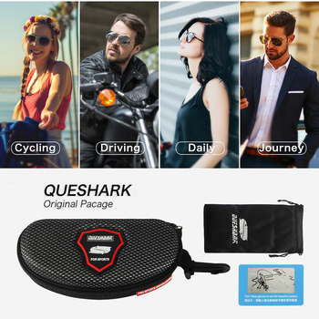 QUESHARK HD Polarized Sunglasses  4