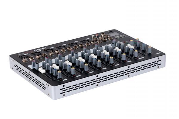 Mixeur 6 canales singe 1 canal stéréo et solam Mp3/USB Sm-2703ub