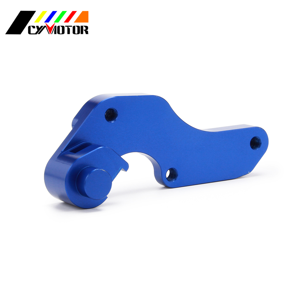 Motorcycle CNC Brake Disc Adapter Bracket 320MM For YAMAHA YZ125 WR125 WR250 WR250F YZ WR 250F