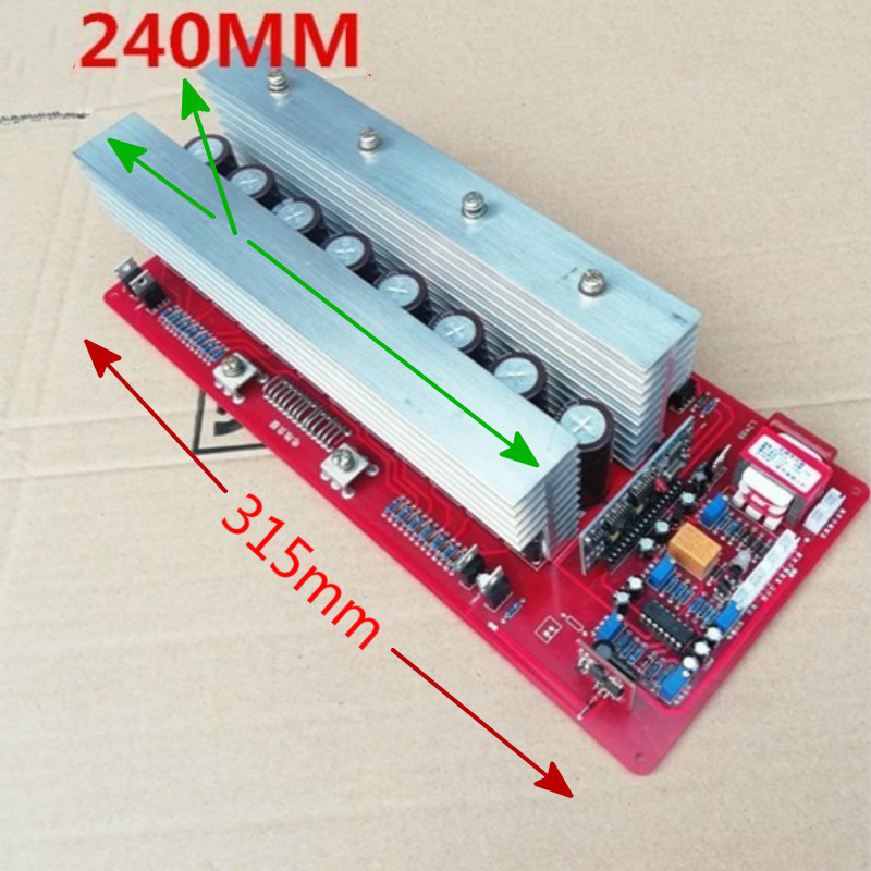 Customized 72V12000W 96V12000W Super high power sine wave inverter motherboard Main Board Inverter of Power Frequency