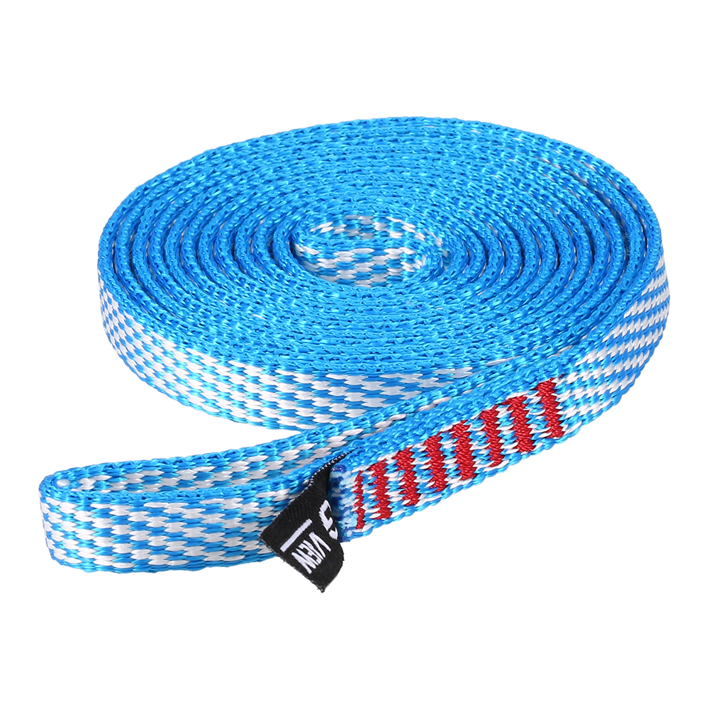 Sports & Entertainment 60cm/120cm 23kn Camping Hiking Hammock Hanging Belt Hammock Strap Rope Climbing Runner Sling Nylon Yoga Sand Bag Flat Strap Attractive Appearance