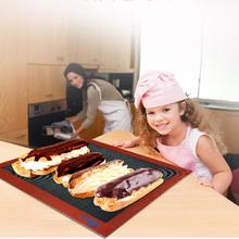 Non-Slip Silicone Cookie Baking Pad Cake Bread Making Pastry Tools Dough Rolling Mat For Cooking Macaron Tool