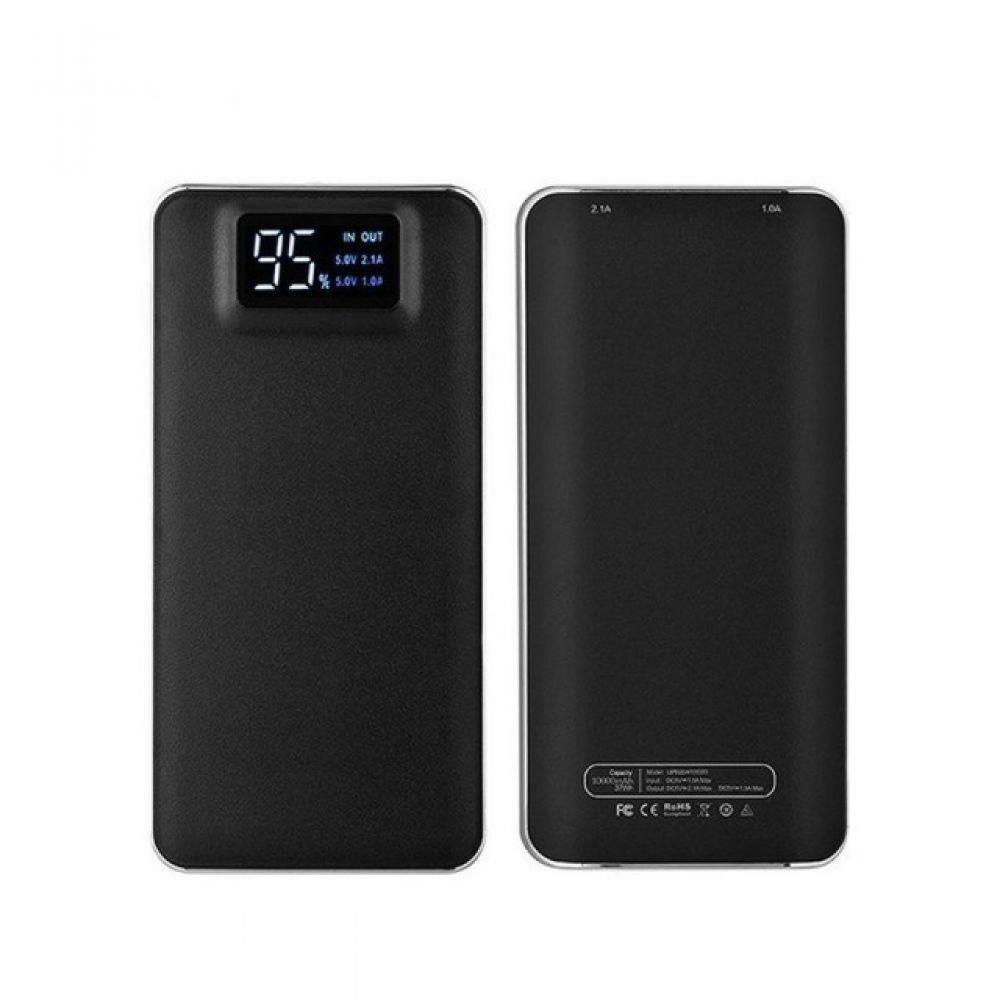 30000 mah Power Externe Batterie USB Power Bank LCD Tragbare Handy Ladegerät Für Xiaomi iPhone X Anmerkung 8 Power