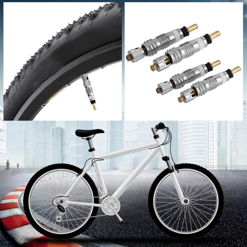 2Pcs Durable Bicycle MTB Presta Wheel Rim Tyre Stem Air Valve Caps Dust Cover NP