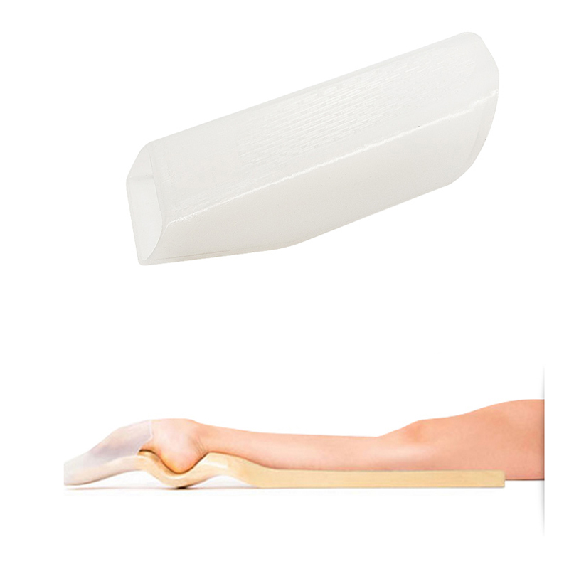 High Tension Strength Ballet Rubber Sleeve Dancer Foot Stretch Accessories Of Rubber Milky Color Case Foot Device Ruber Cover