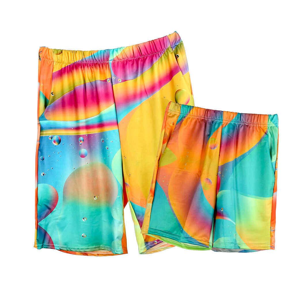 9040db2f5e ... Family Matching Swimwear Men Women Kids Boys Girls Floral Beachwear  Swimsuit Bathing Suit ...