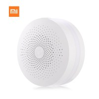 Original Xiaomi Mi Smart Multifunctional Gateway Upgrade WiFi Remote Center Control 16 Million RGB Lights Updated Version