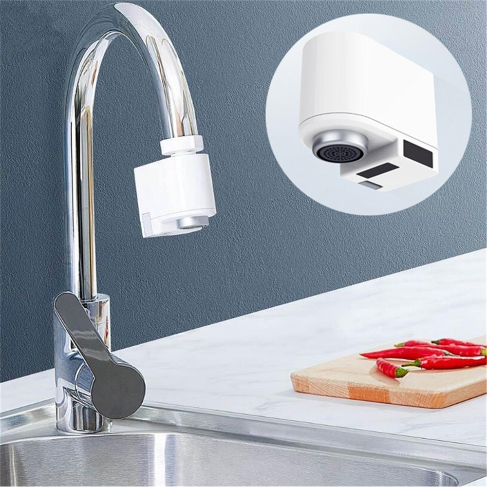 Automatic water saver tap Smart Induction Water Saving Device Saver Faucet for Kitchen Bathroom