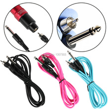 2018 New hot sale 1.8 m Silicone Thin Line RCA Interface Cable Clamp Switch Hook Line Conversion Kit Power Supply Free Shipping цена в Москве и Питере