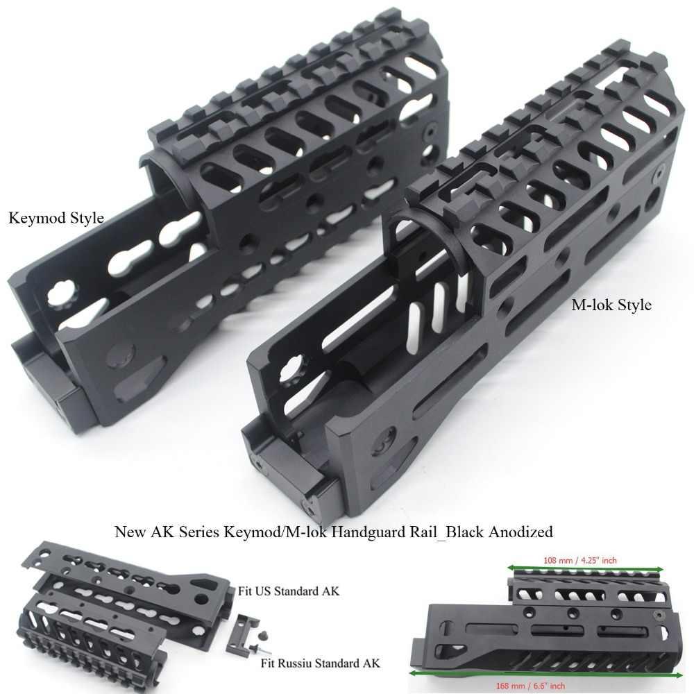 Detail Feedback Questions about AK47 b10 Gun Rail System