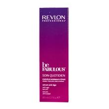 Сыворотка REVLON Антивозрастная сыворотка для ежедневного ухода для нормальных/густых волос RP Be Fabulous 80 мл