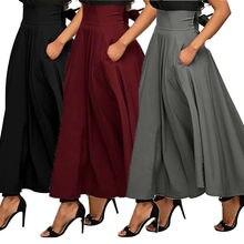 233534bb3 Compra pleated satin maxi skirt y disfruta del envío gratuito en ...