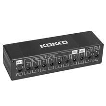 KP-006 Versorgung Gitarre Möglichkeiten