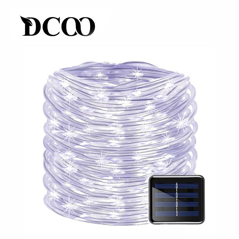 DCOO Solar Rope lights…