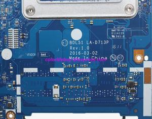 Image 4 - Genuine 854958 601 854958 001 BDL51 LA D713P UMA A10 9600P Scheda Madre Del Computer Portatile per HP 15 15Z 15 BA 15Z BA000 Serie noteBook PC