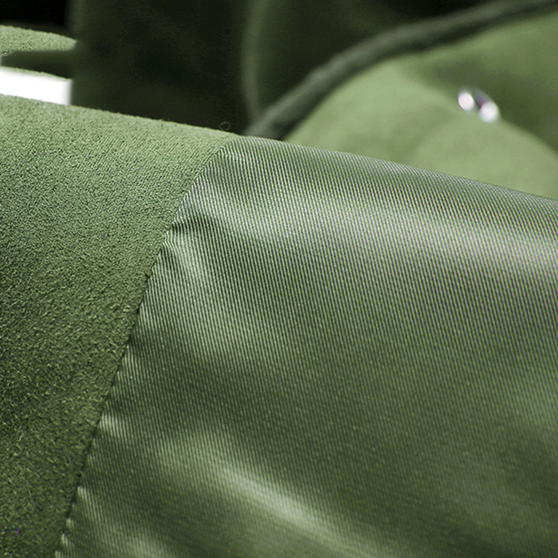 Amovible Green De 2019 Couleur Printemps Femme Blanc Poisson Ourlet Flare Bouton Manteau Vert Manches Hiver Queue Couvert Longue Fourrure Le754 eam Long 1C4qzwS4