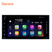 Seicane 7 inch Android 7.1 Multimedia for universal TOYOTA Corolla Car Auto Radio GPS Navigation Support SWC Carplay DVR