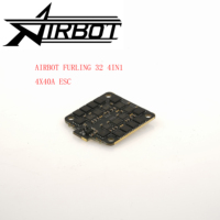 AIRBOT 45A ESC Furling32 4in1 with F3 MCU 32bit BLHELI ESC 4x45A for OMNIBUS F4 F7 controller and fpv Drone quadcopter