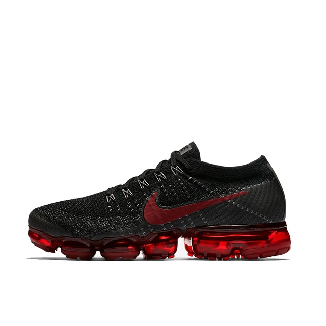 wholesale dealer 64ba4 f6aee US $51.75 31% OFF|NIKE Air VaporMax Be True Flyknit Men's Breathable  Running Shoes Outdoor Sports Sneakers Size 40 45-in Running Shoes from  Sports & ...
