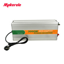 Inverter MKM3000-121G-C Modified Sine Wave 3000 Watt Inverter AC 120V DC12V Converter Inverter for Home use with Charger peavey ipr2 3000 3000 watt
