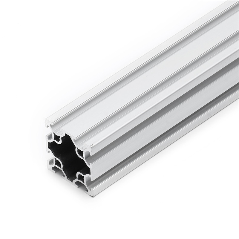 New 4040 Double T-Slot Aluminum Extrusion 40x40mm Aluminum Profile Extrusion Frame Based On 2020 For CNC Laser Engraving Machine