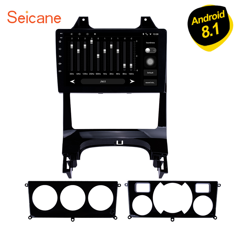 Seicane for 2009 2012 Peugeot 3008 Android 8 1 9 inch Car Multimedia Player with GPS
