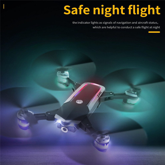 JDRC JD-20S JD20S PRO WiFi FPV Drone w/ 5MP 1080P HD Camera 18mins FlightTime Foldable RC Mini Drone Quadcopter Helicopter RTF 2